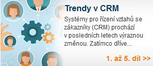 Trendy v CRM
