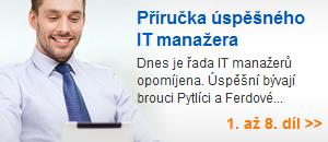 Příručka úspěšného IT manažera