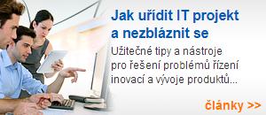 Jak uřídit IT projekt anezbláznit se