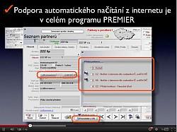 Série videonávodů ukazuje jak na ERP systém PREMIER
