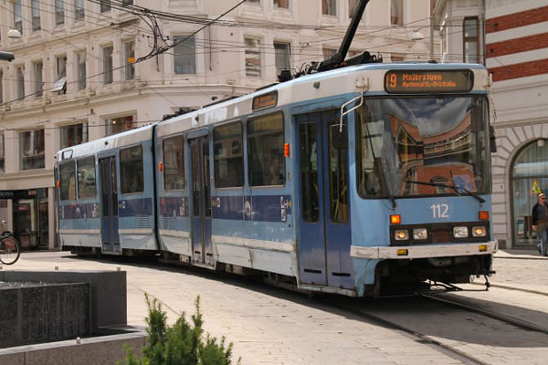 tramvaj600, Foto: Sporveien AS
